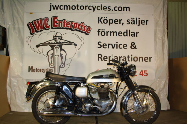 """Picture of Norton SS 650cc  1967,    """" SOLD """""""
