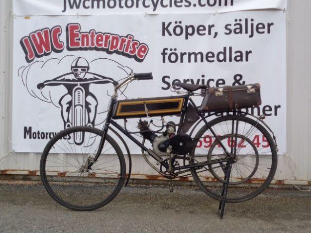 "Picture of Drott ca 1915-1920  100cc  ,   "" SOLD """