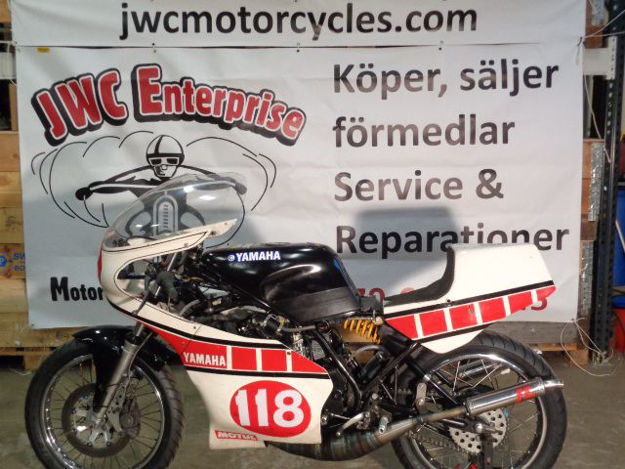 """Picture of Yamaha RD 250 LC  Classic racer -81    """" SOLD """""""