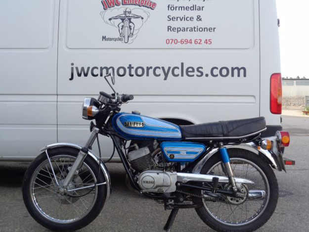 """Picture of Yamaha RS 125cc  """" SOLD """""""