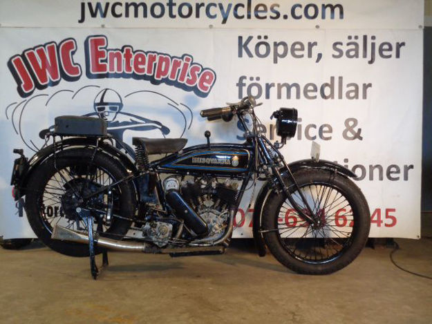"""Picture of Husqvarna modell 180 550cc 1929  """" SOLD """""""