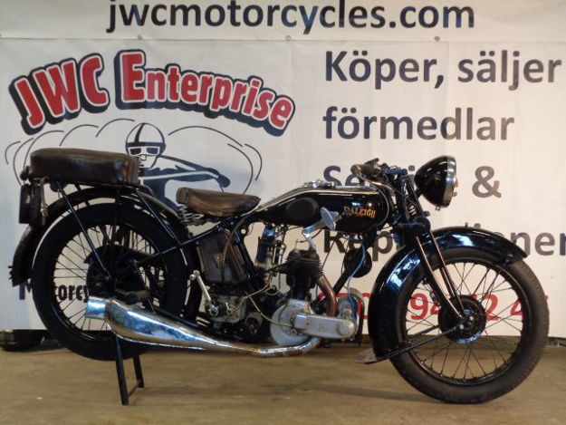 """Picture of Raleigh 1928 350cc """" SOLD """""""