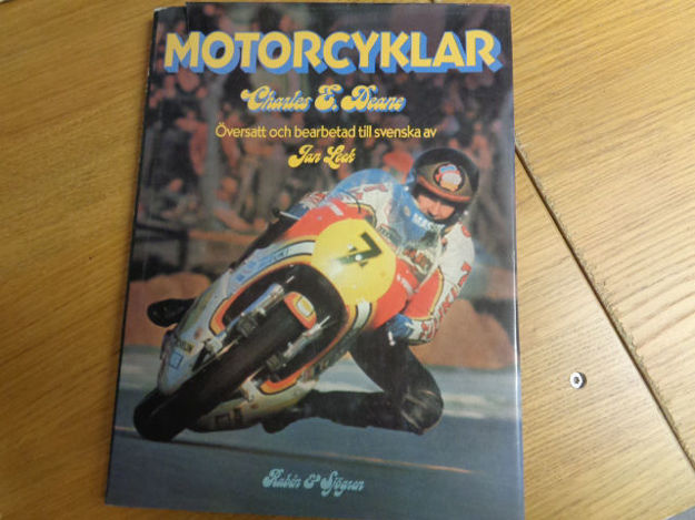 Picture of Motorcyklar