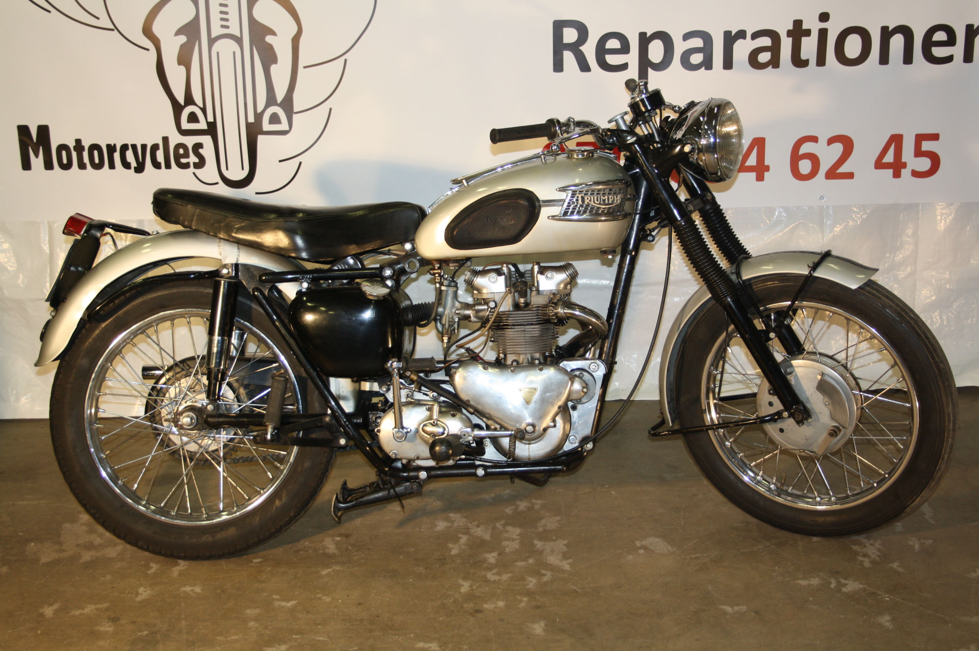 Picture for category Triumph mc delar