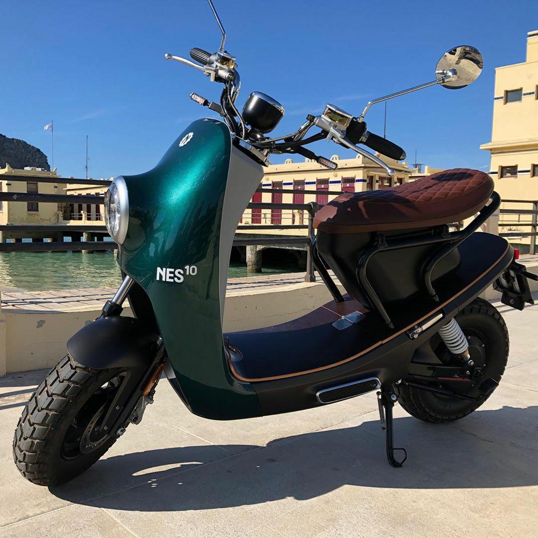Bild för kategori El-moped Nito