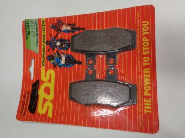 Picture of SBS Brake pads/bromsbelägg 621SM Motor Cross