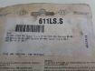 Picture of SBS Brake pads/bromsbelägg 611LS REAR/23-611LS.S Sinter Sreet excel