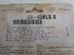Picture of SBS Brake pads/bromsbelägg 638LS REAR/23-638LS.S Sinter Sreet excel