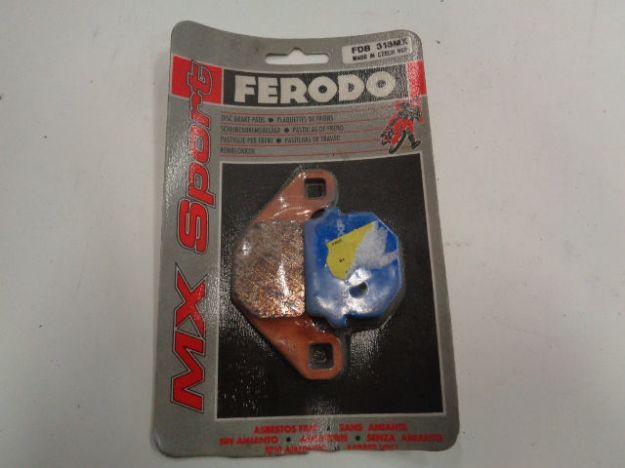 Picture of Break Pads/Bromsbelägg Ferodo FDB313MX